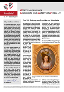Rundbrief Oktober 2010